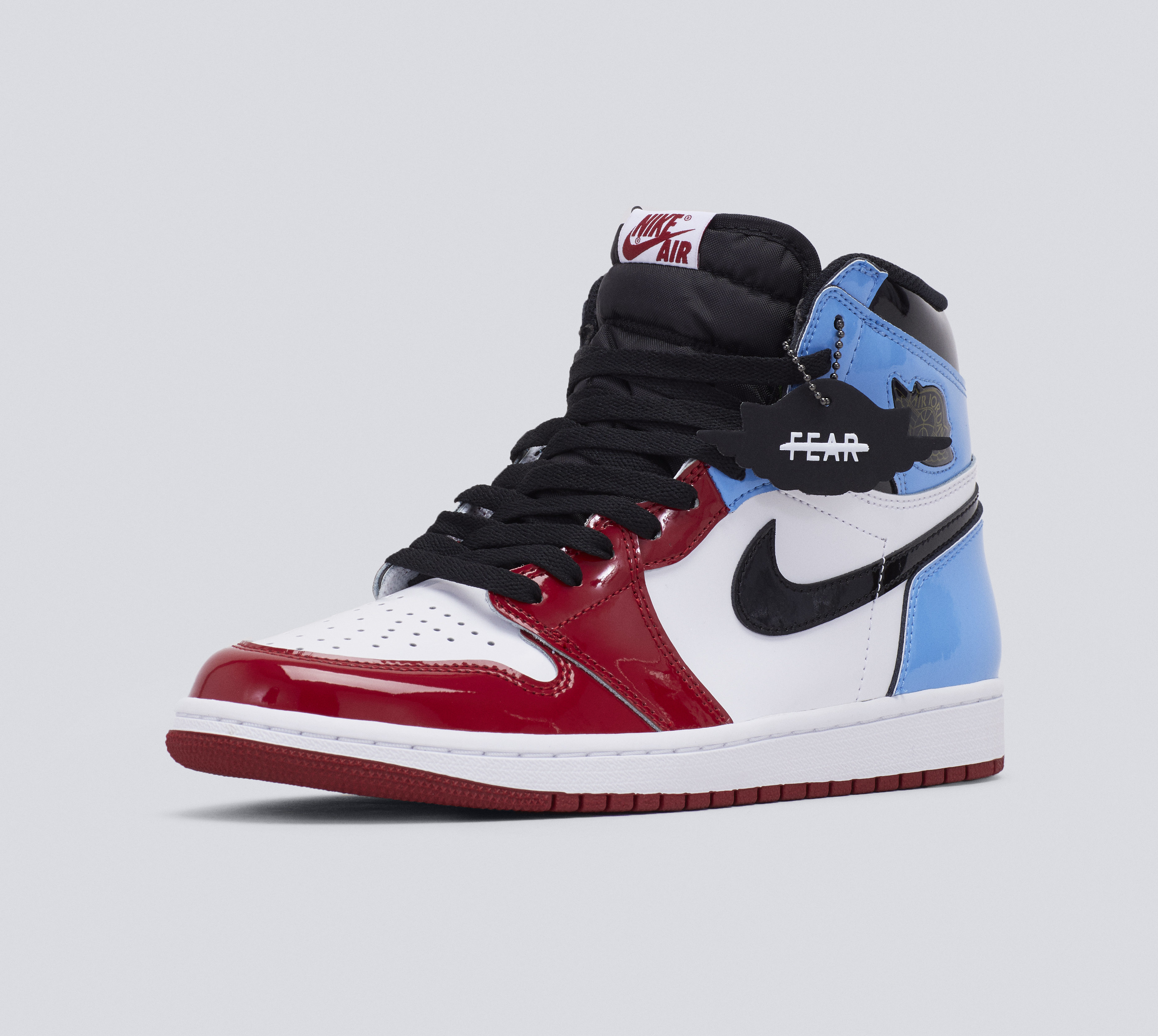 Jordan 1 Fearless UNC Chicago - By The Numbers - StockX News