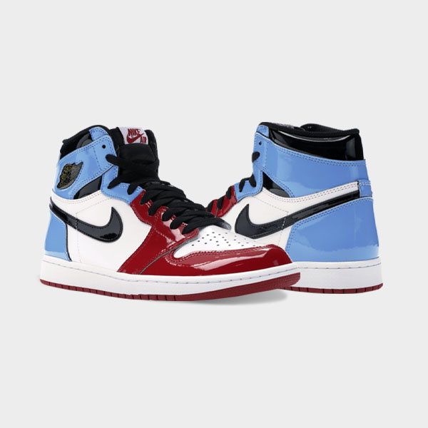 Jordan 1 Fearless UNC Chicago - By The