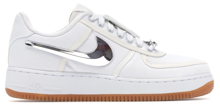 Nike Air Force 1 Cactus Jack - By The