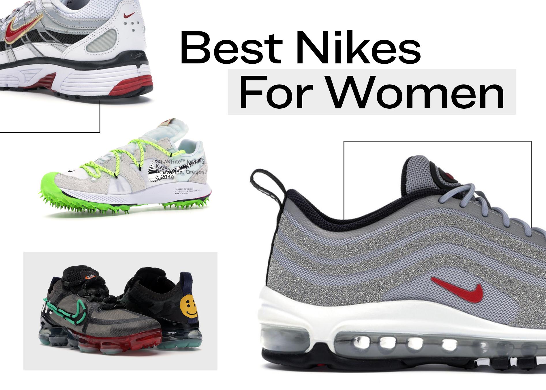 best nike running trainers womens