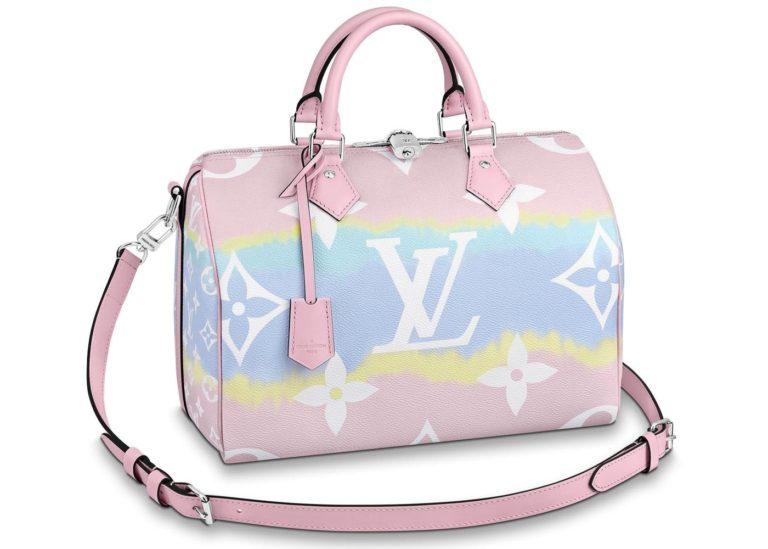 Inside The Louis Vuitton Tie Dye Escale Summer 2020 Collection Stockx News