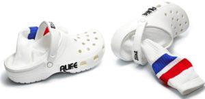 custom design crocs