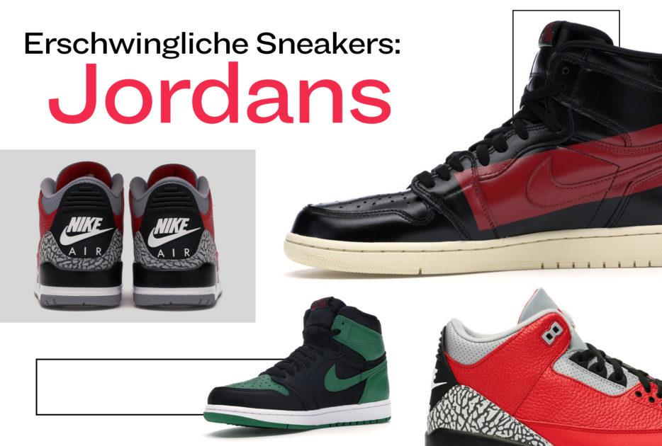 Günstige Jordans
