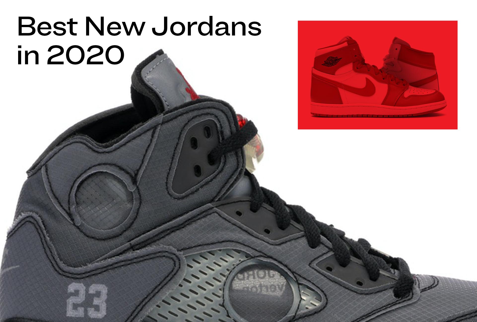 The Best New Jordan Releases in 2020