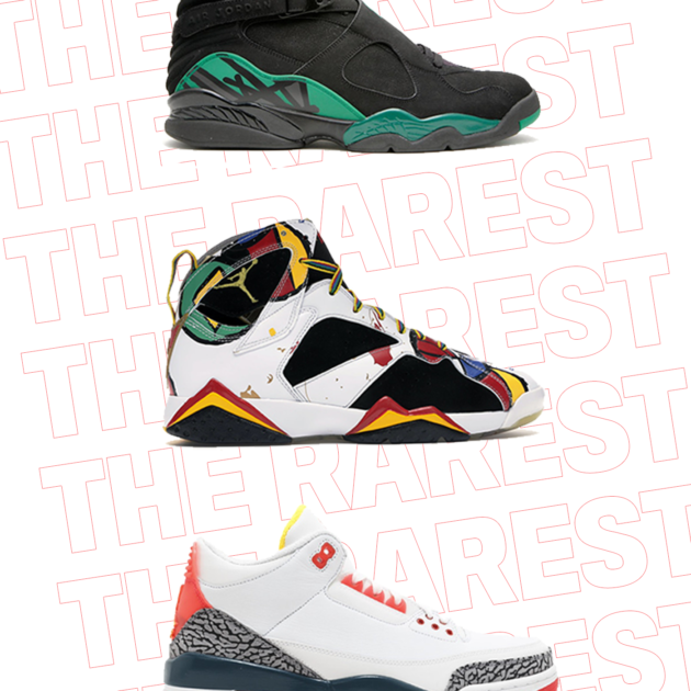 The Most Rare Air Jordans On StockX - StockX News