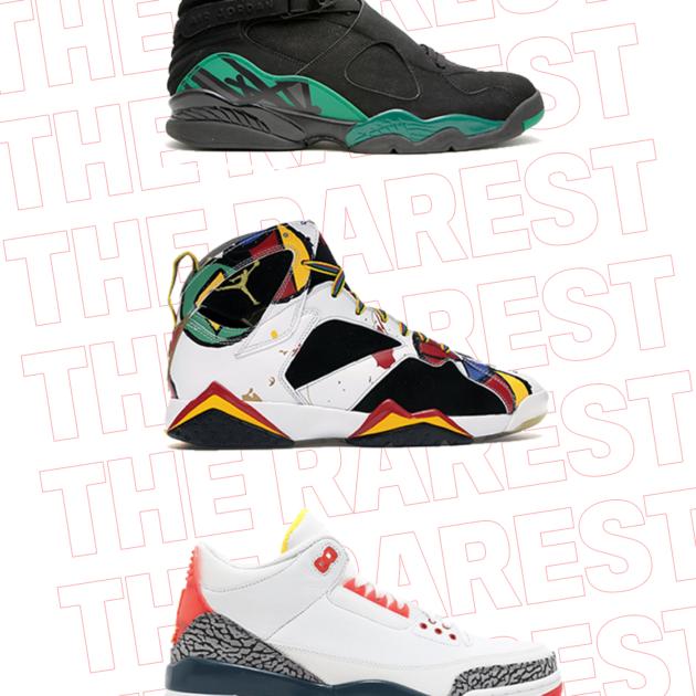 Les Jordan les plus rares sur StockX - StockX News