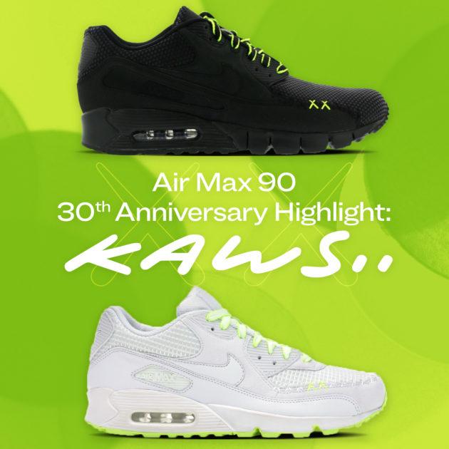 air max 90 tela bianca