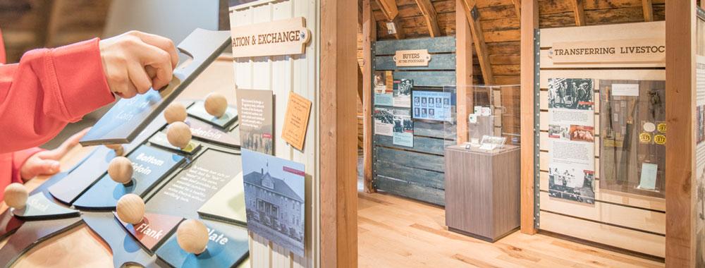 Stockyards History Exhibit