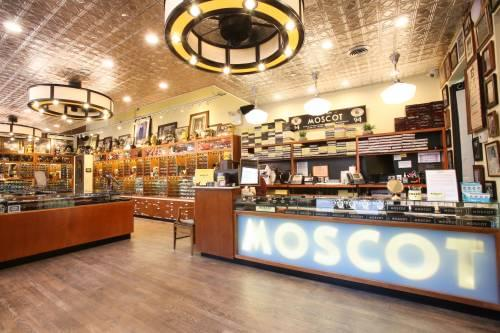 bbc150bbde MOSCOT Opens at 555 Sixth Avenue