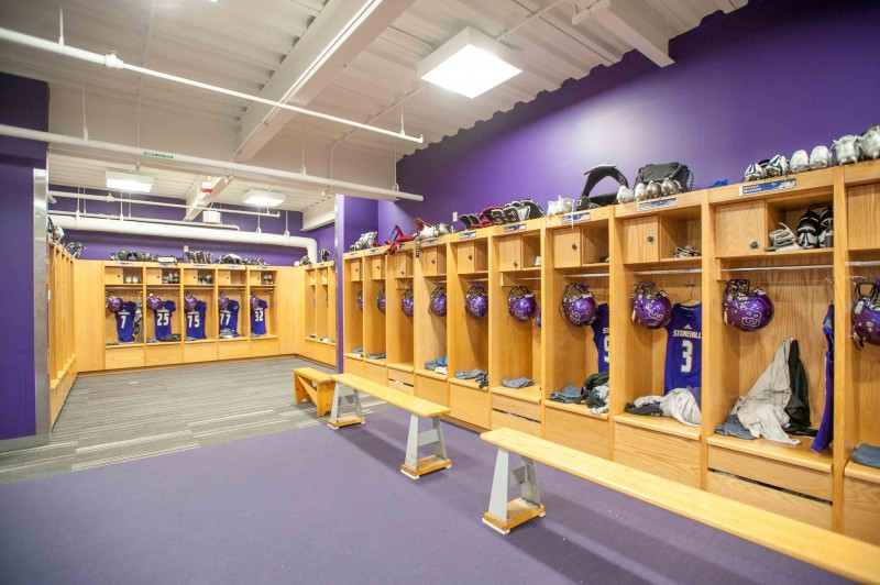 Sports Complex Expansion · Stonehill College