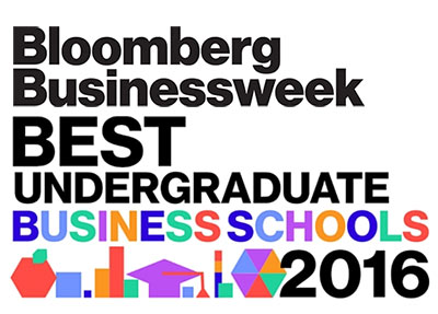 Bloomberg Best Undergraduate Business Schools 2016