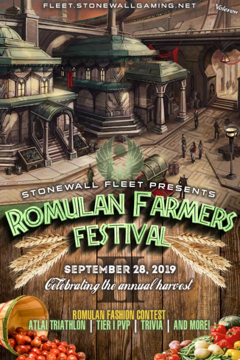 Romulan Farmer's Festival