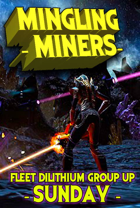Mingling Miners - Dilithium Weekend