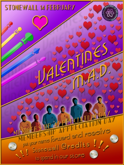 SGN Valentines M.A.D