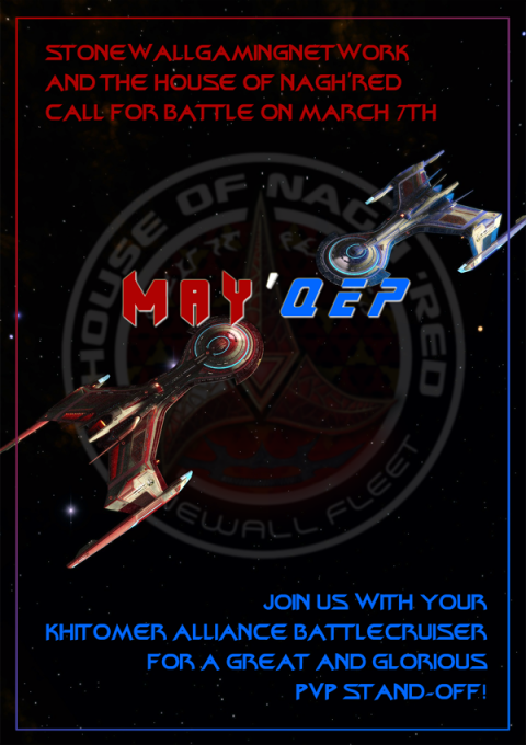Monthly May'Qep KDF Event!