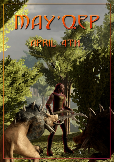 May'Qep April 4th