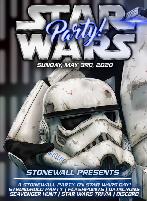 Star Wars Day Party!