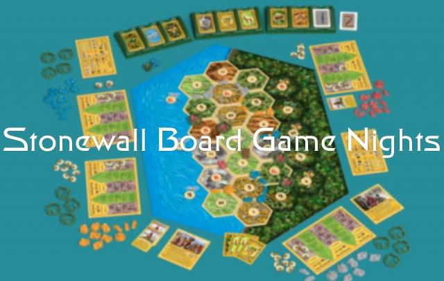 Stonewall Board-game Nights
