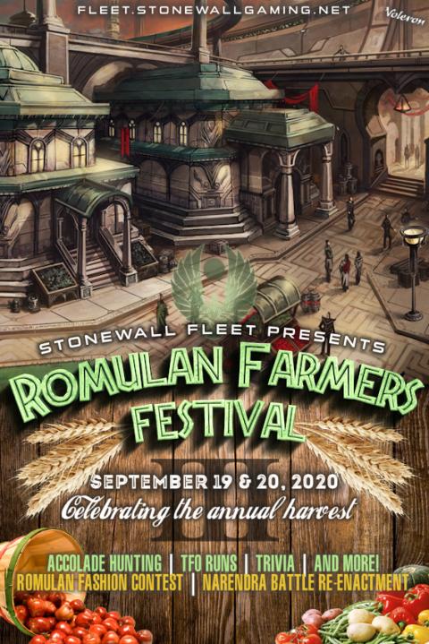 Romulan Farmer's Festival!