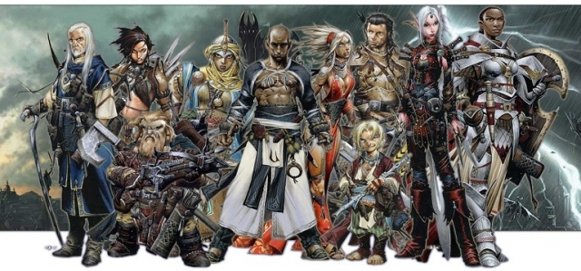 Introduction To Pathfinder Society (D&D For Dummies)