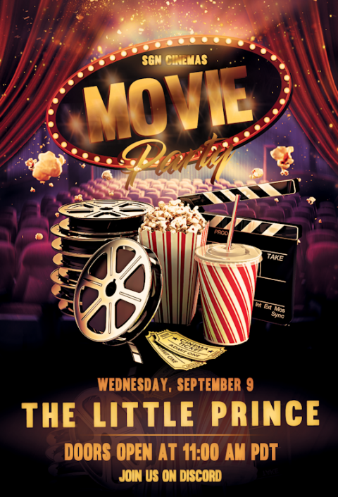 Movie Night Wednesday