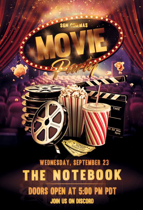 Movie Night Wednesday