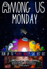 Among Us Monday