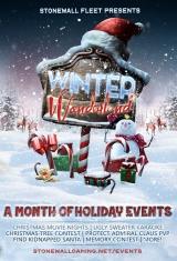 Stonewall Winter Wonderland!