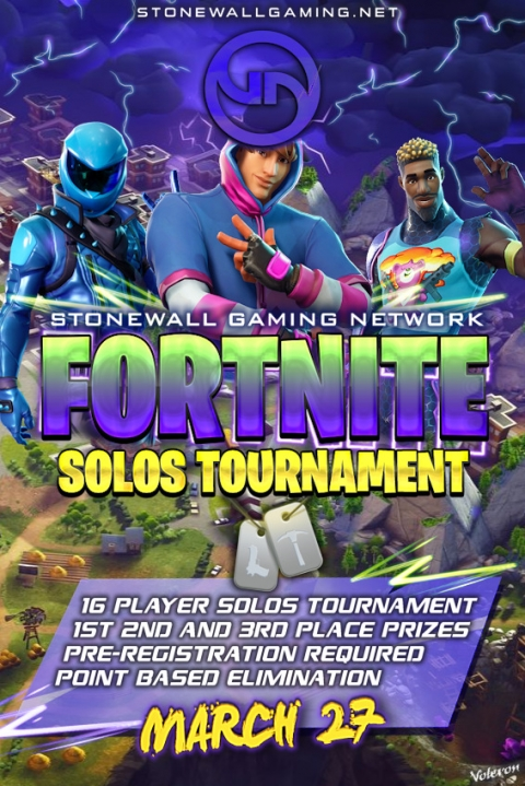 SGN Fortnite Tournament!