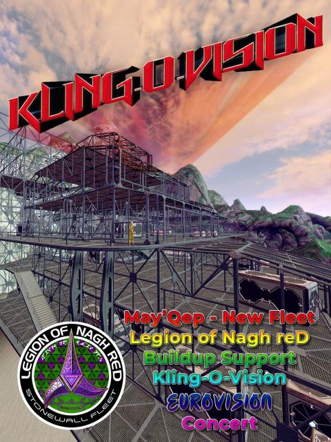 May'Qep May : Kling-O-Vision