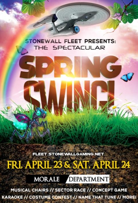 Spectacular Spring Swing!
