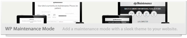 Maintenance Mode ow4, c.
