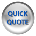 Quick Quote Button - Blue - Round