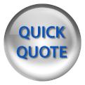 Quick Quote Button - Blue - Round