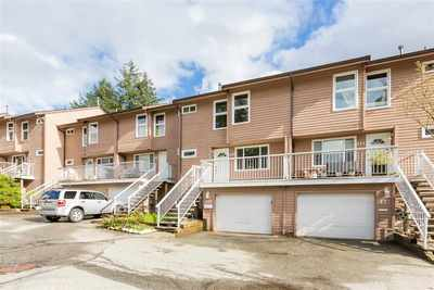 North Shore Pt Moody Townhouse for sale:  3 bedroom 1,528 sq.ft. (Listed 2019-04-12)