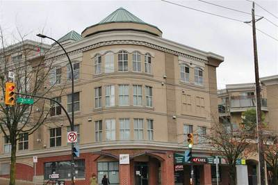 Lower Lonsdale Condo for sale:  2 bedroom 1,014 sq.ft. (Listed 2019-09-11)