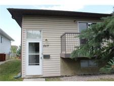 MacEwan Glen Duplex for sale:  3 bedroom 930 sq.ft. (Listed 2017-08-06)