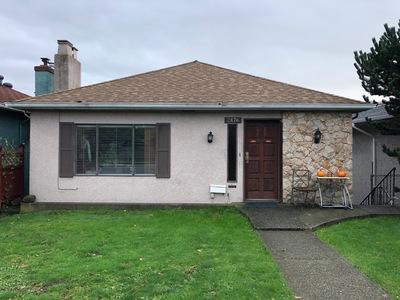 Renfrew VE House for sale:  3 bedroom 2,100 sq.ft. (Listed 2018-11-28)