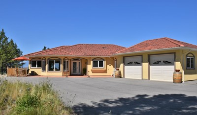 OSOYOOS House for sale: REGAL RIDGE 3 bedroom 2,058 sq.ft. (Listed 2017-07-05)