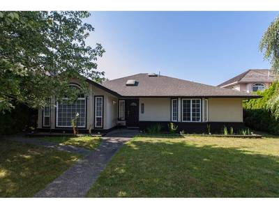 Cloverdale BC House for sale:  3 bedroom 1,701 sq.ft. (Listed 2017-07-24)