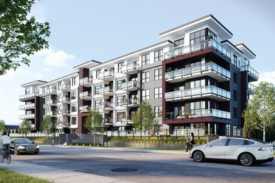 Langley City Condo for sale:  2 bedroom 875 sq.ft. (Listed 2019-07-25)