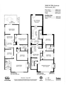 Dunbar House for sale:  5 bedroom 2,515 sq.ft. (Listed 2018-09-12)