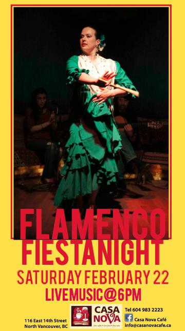 bonnie flamenco