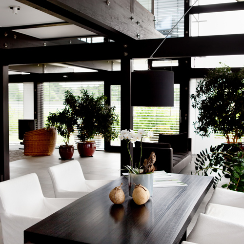 Vargas beautiful house