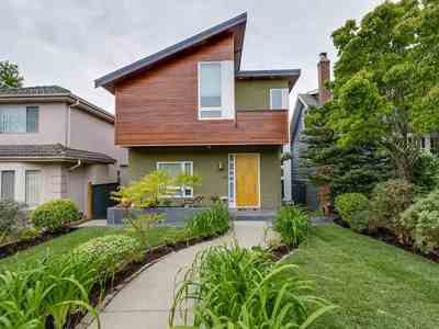 Marpole House for sale:  4 bedroom 2,401 sq.ft. (Listed 2016-11-17)