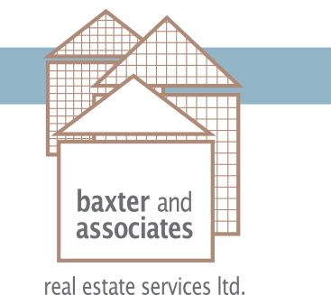 Baxter and Associates footer logo