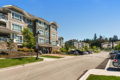 Cloverdale Apartment for sale: The Ridge At Bose Farms 2 bedroom 828 sq.ft. (Listed 2018-07-17)