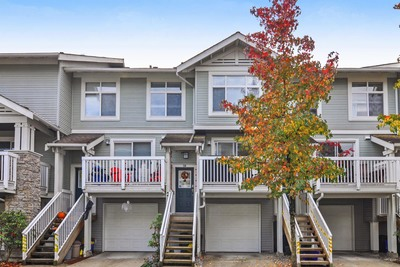 Willoughby Heights Townhouse for sale: Denim 3 bedroom 1,453 sq.ft. (Listed 2018-10-25)