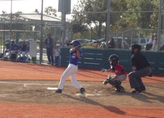 Batter Up Little League