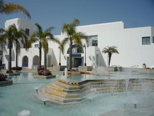 Oceanside Civic Fountain